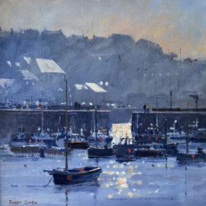 Roger Curtis – November Afternoon, Porthleven