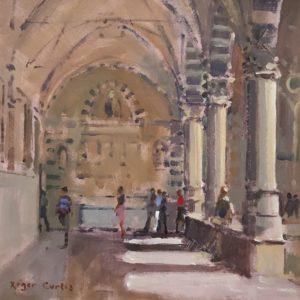 Roger Curtis – Santa Maria Novella, Florence