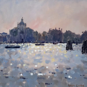 Roger Curtis – Venice, Guidecca Light