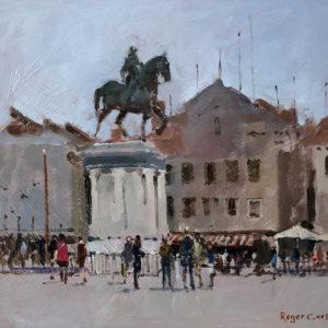 Roger Curtis – Colleoni Monument, Venice