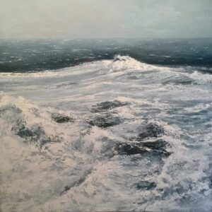 Simon Jewell – Strong Winds and Crashing Waves