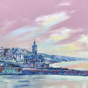 Joe Armstrong – Marshmallow Sky, Porthleven