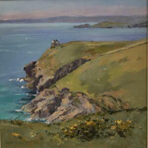 Roger Curtis – Sea Cliffs, Rinsey