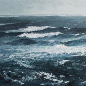 Simon Jewell – The Roar of the Wind on a Driving Tide