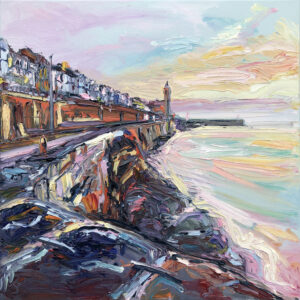 Joe Armstrong – Fire in the Sky, Porthleven