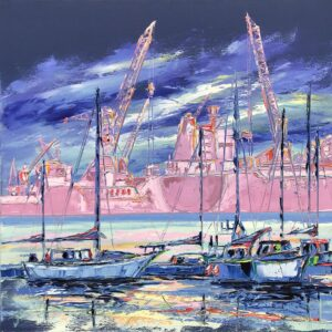Joe Armstrong – Falmouth Docks