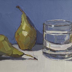 Ben Taffinder – Pears & Glass