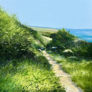 Heather Howe – Spring on the Headland