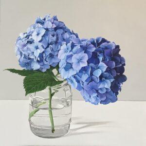 Rebecca Jewell – Double Blue